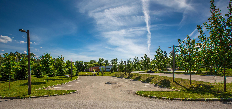 New Public Park Champigny Community Center Ems