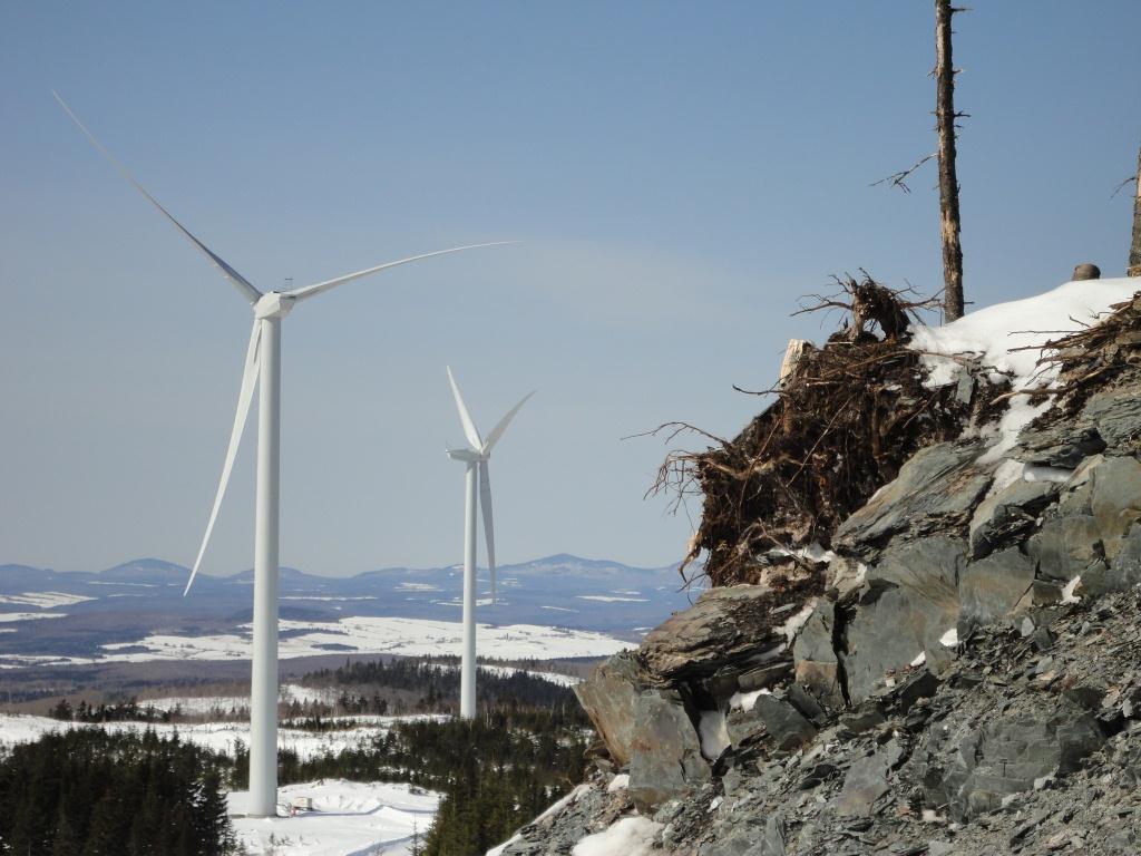 Massif-du-Sud Wind Farm < Energy < Achievements