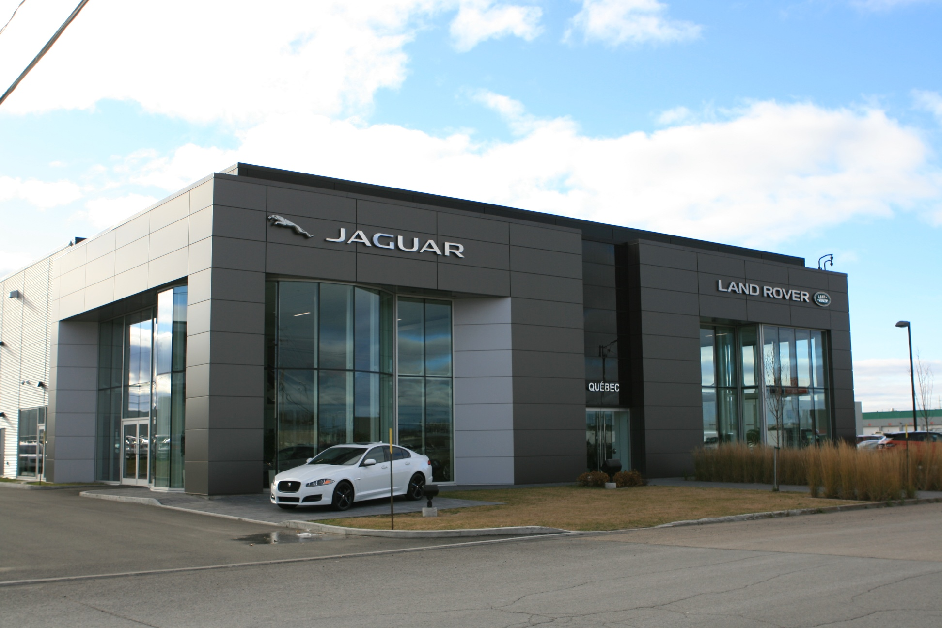 car dealer jaguar land rover - quebec | ems