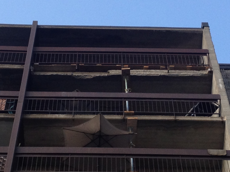 Comment consolider un balcon